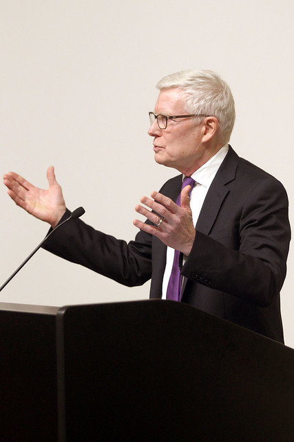 2018 Shurden Lectures- Mercer University, Macon, 3.21.18
