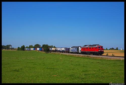 DB Cargo 232 209, Kirchweidach 05-08-2017