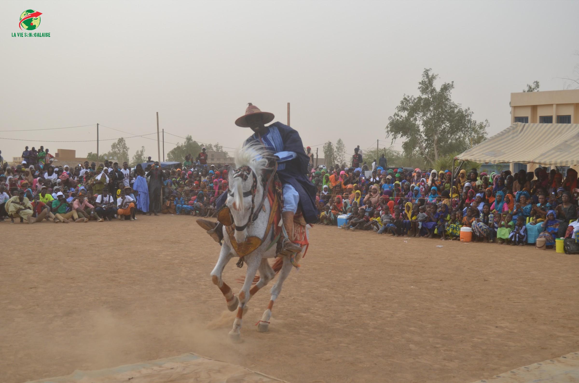 Journées Culturelles Waoundé, Parrain Bakary Biné Camara, Images de laviesenegalaise (36)