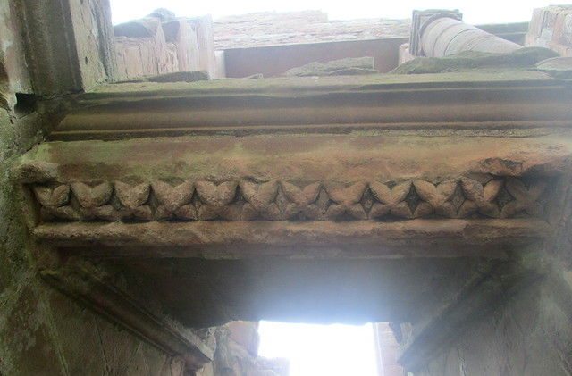 Crichton Castle, Internal Detail