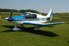 G-FUEL Robin DR400-180 (1537) Popham 080608
