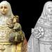 Covadonga Statue