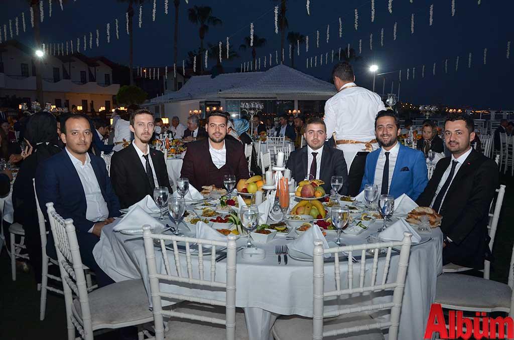 İbrahim Özen, Ahmet Köseoğlu, Abdullah Kayabaslı, Bülent Ulukaya, Muhammet Kiriş, Vehbi Yurtsever