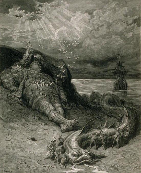 Gustave Doré, Gargantua, circa 1850