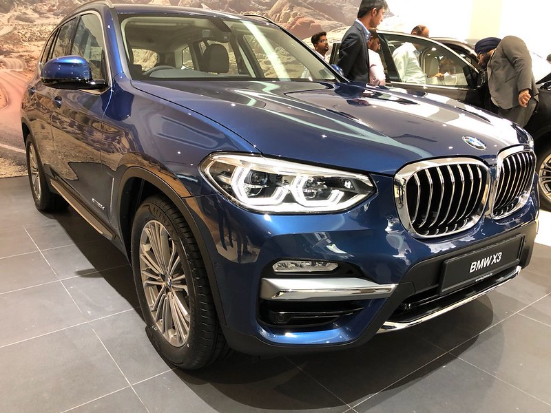 2018 BMW X3 Launch
