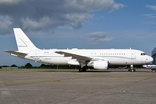 HZ-A3  A320-214