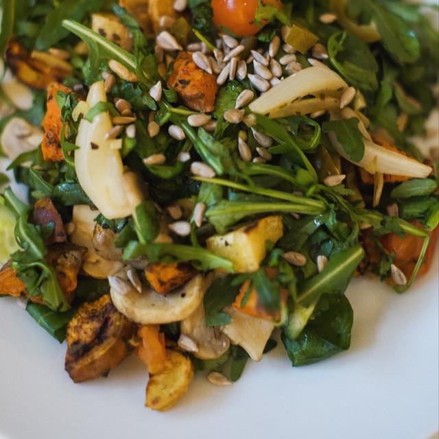 s p salad