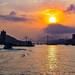 Sunset at Tsuen Wan, HK by kcma17