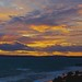 Sunset over Studland