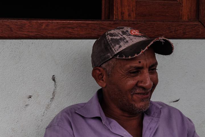Francisco Martins, o Chicão, integrou a diretoria da associação dos produtores na mesma época que Doutor.