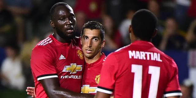 Gol Lukaku & Sanchez Menangkan Manchester United Atas Swansea City