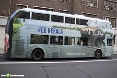 Wrightbus NRM NBFL - LTZ 1156 - LT156 - Go Kerala - Hammersmith 10 - RATP Group London - London 2018 - Steven Gray - IMG_8301