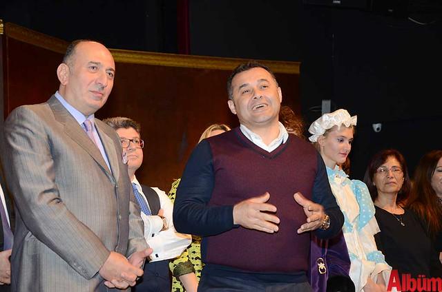 Murat Atak, Alanya Belediye Başkanı Adem Murat Yücel