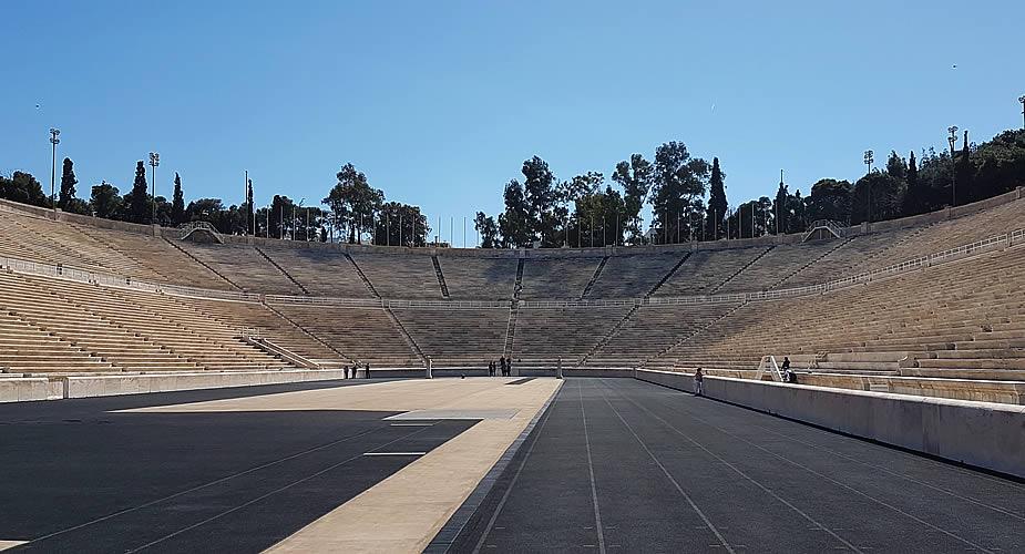 Panathinaiko stadion, Athene | Mooistestedentrips.nl