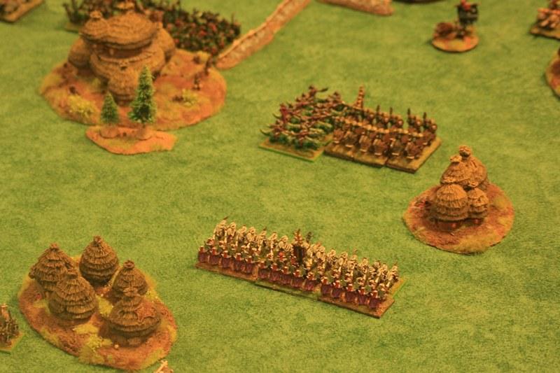 [1250 - Orcs & Gobs vs Elfes-Noirs] Attaque du village orc 27546815878_82a050c3c1_c