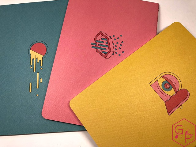 Mailbox Goodies @BaronFig Portals & Guardian Notebook Cover 12