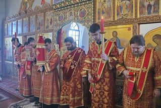 Божественная литургия 163