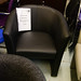 Waiting room chairs E50 each