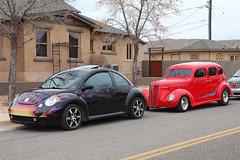 VW & '37 Dodge
