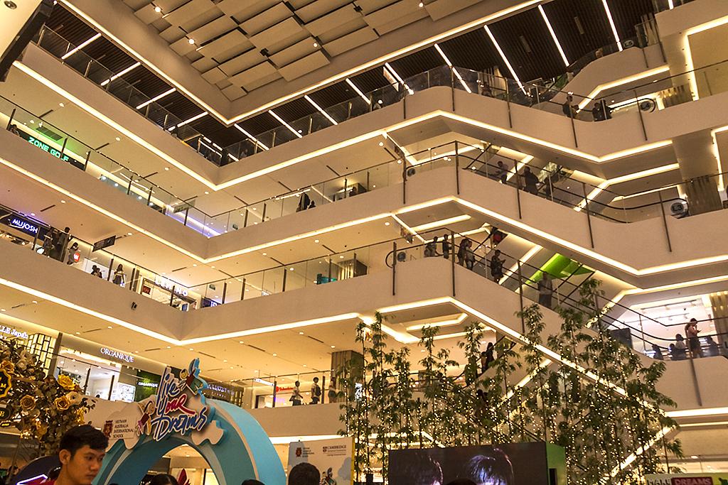 Saigon Centre--Saigon