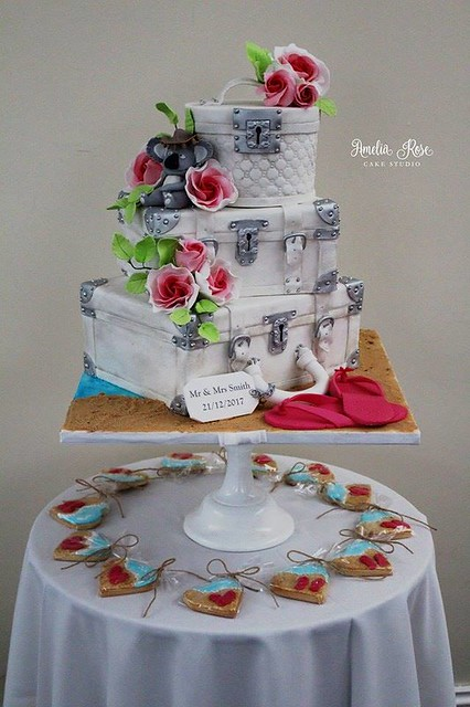 Cake by Amelia Rose Cake Studio