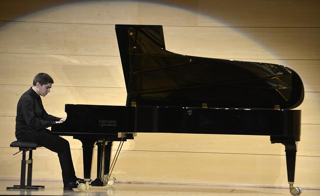 Concerts a la Fundació: Carlos Marín Rayo