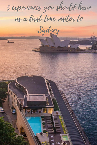 5 experiences you should have as a first-time visitor to Sydney