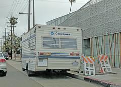 Coachmen Motor Home 3-16-18