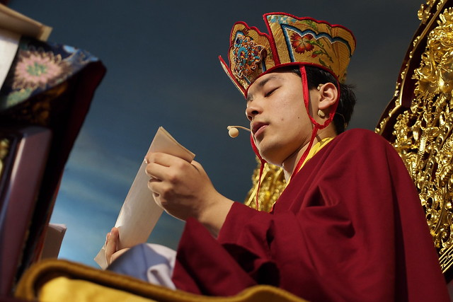 Sakya Monastery, Olympus E-M5, Lumix G X Vario 12-35mm F2.8 Asph. Power OIS
