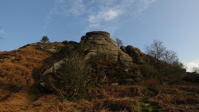 An evening at Blackingstone Rock