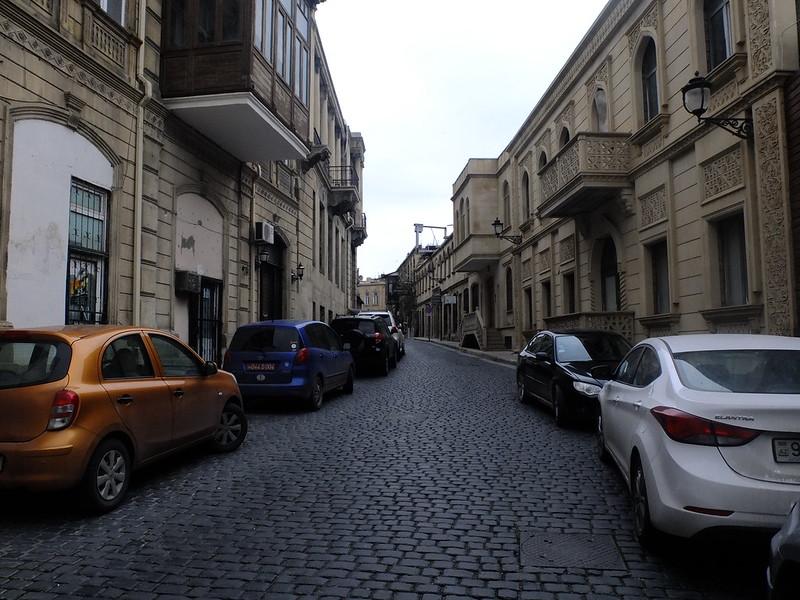 Баку старый: крепость Ичери Шехер и трущобы