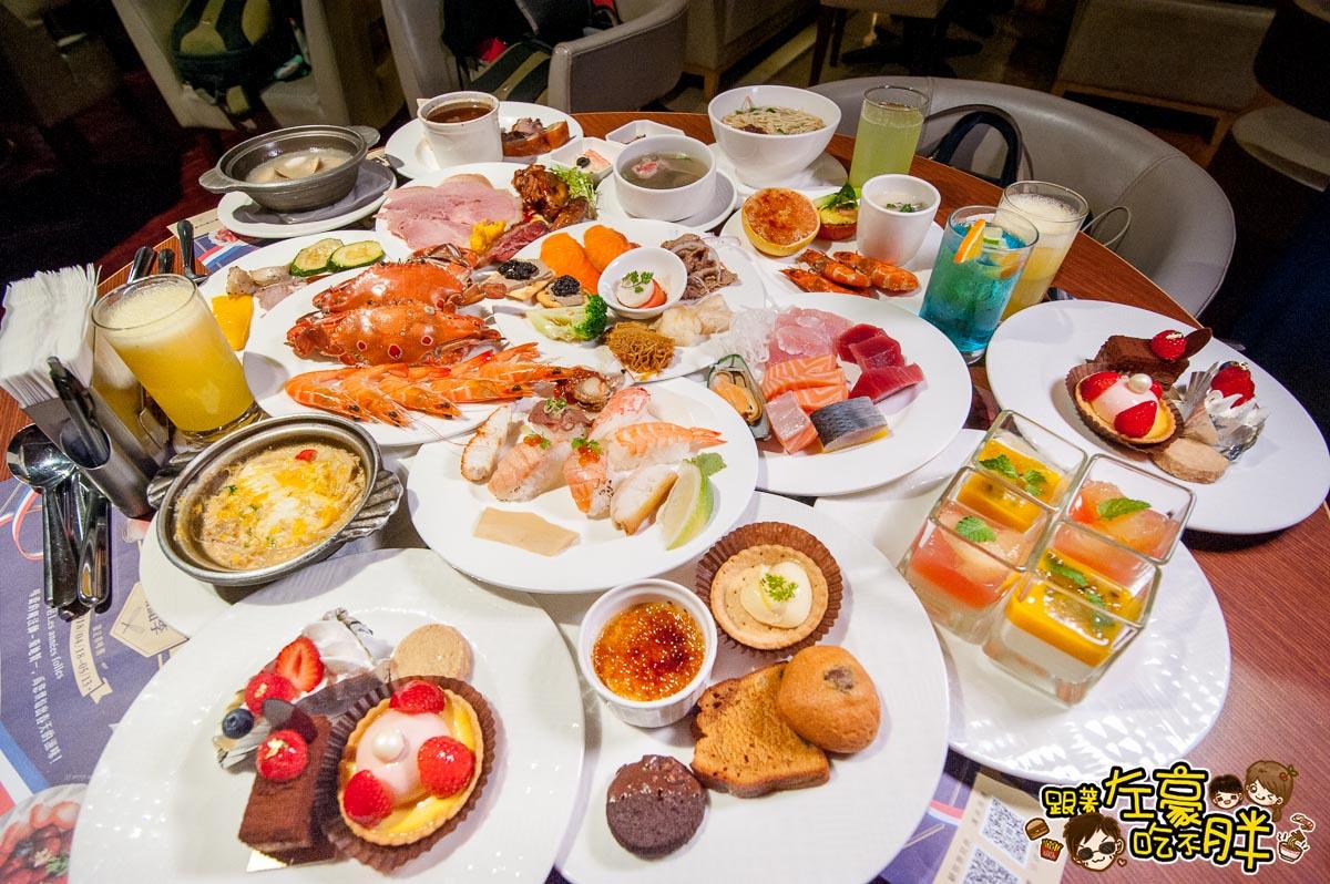 漢神巨蛋海港餐廳吃到飽-7