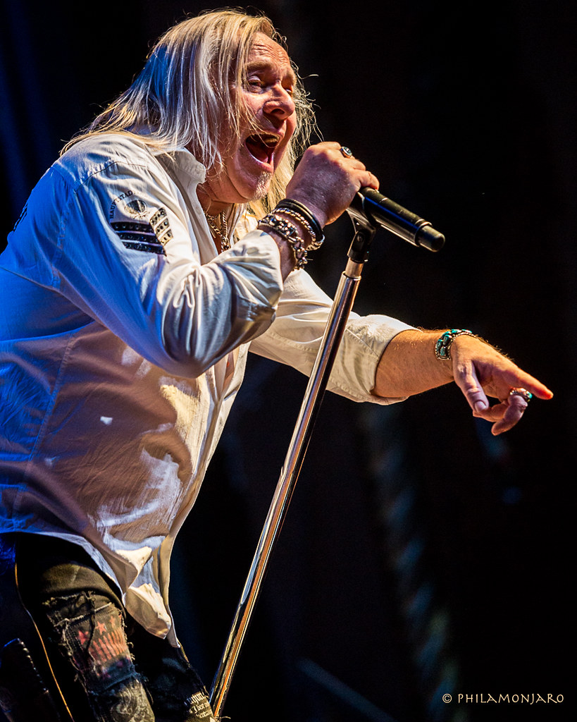 Uriah Heep live at Arcade Theatre