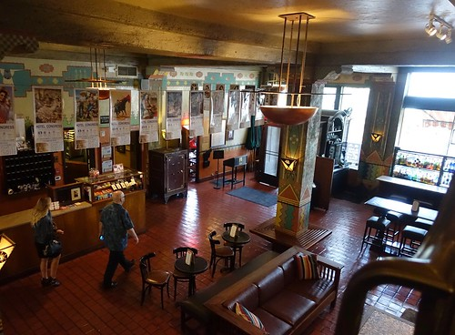 Arizona Hotel Congress Lobby. From History Comes Alive in Tucson