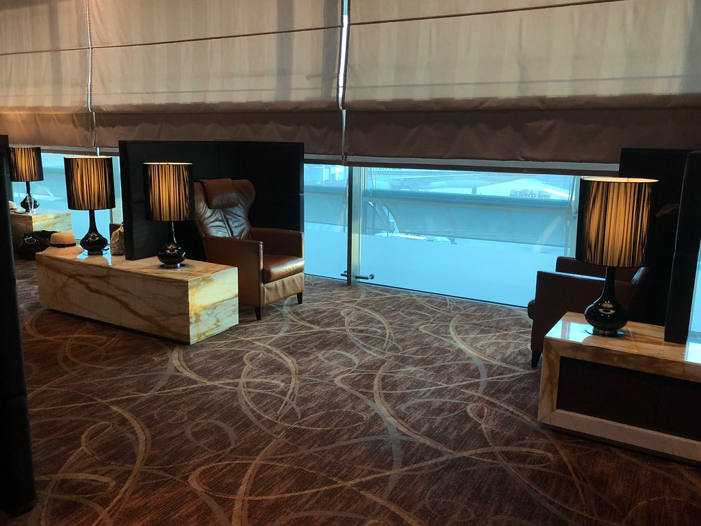 The Private Room Singapore Airlines 8