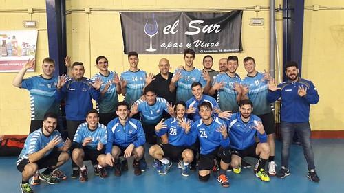 Balonmano Montequinto Primera Nacional