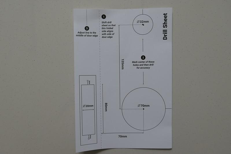 Drill Sheet