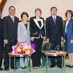 Helen Clark celebrates Gender Month at ADB