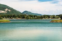 Vallée bleue (Isère) Voiture amphibie Juin 2014