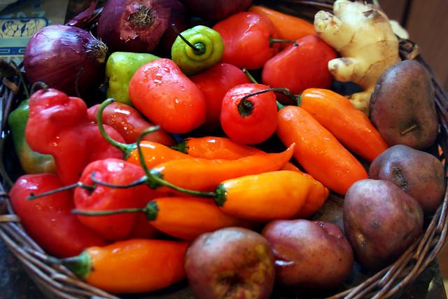 Vegetales Peruanos (3)