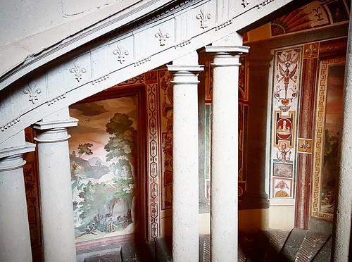 Palazzo Farnese: scala interna