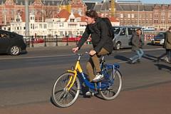 Prins Hendrikkade - Amsterdam (Netherlands)