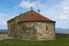 Capela da Lanzada.