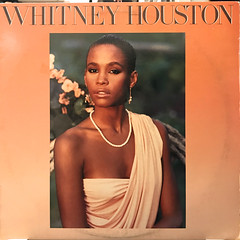 WHITNEY HOUSTON:WHITNEY HOUSTON(JACKET A)
