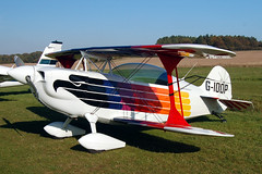 G-IOOP Christen Eagle II (RUPPERT-0001) Popham 121008