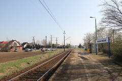 Tarchały Wielkie train station