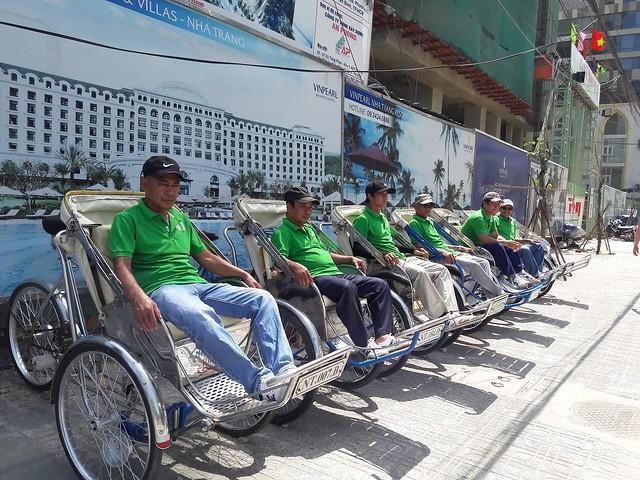 Pedicab Tour Nha Trang
