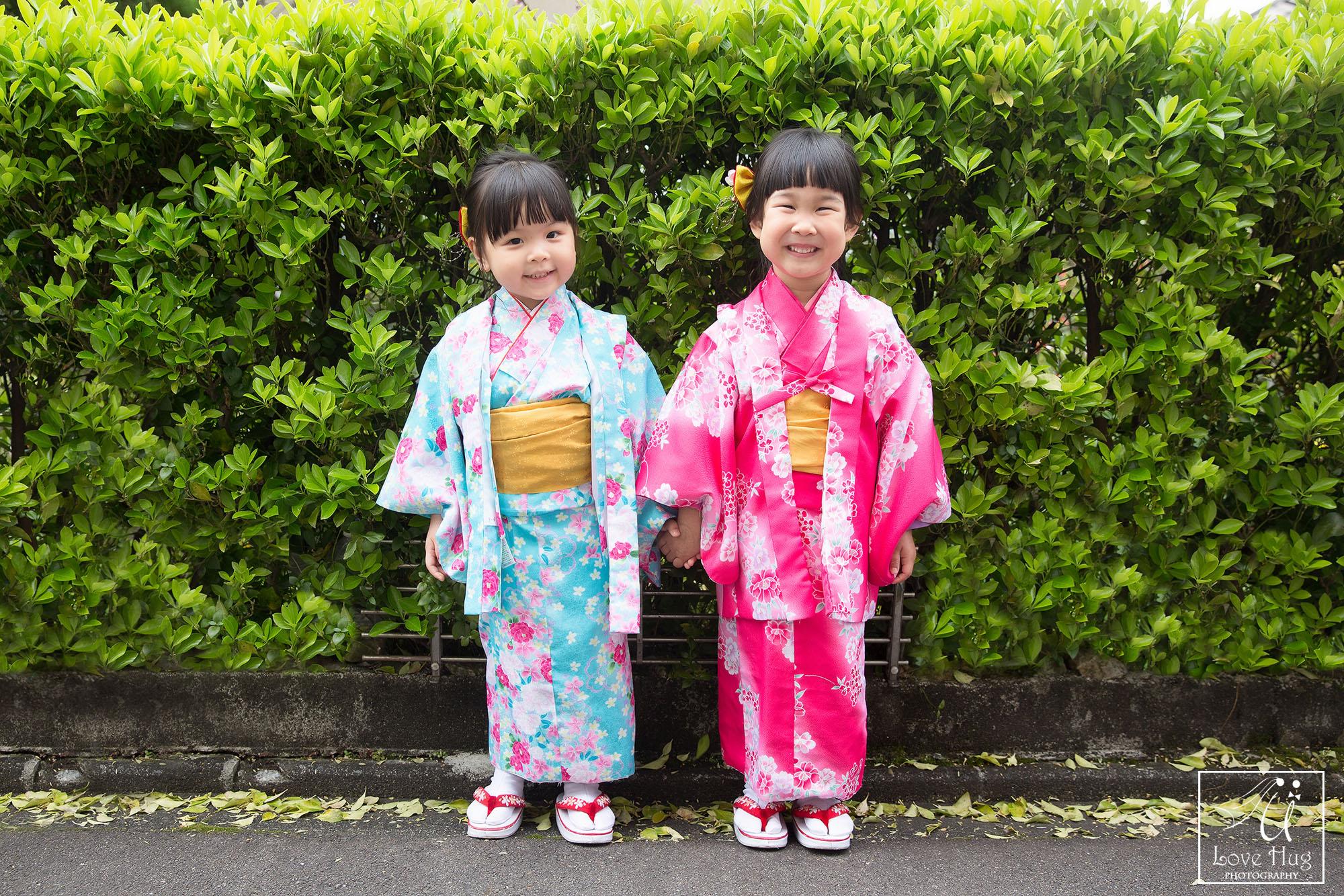 全家福寫真,全家福攝影,日本,京都