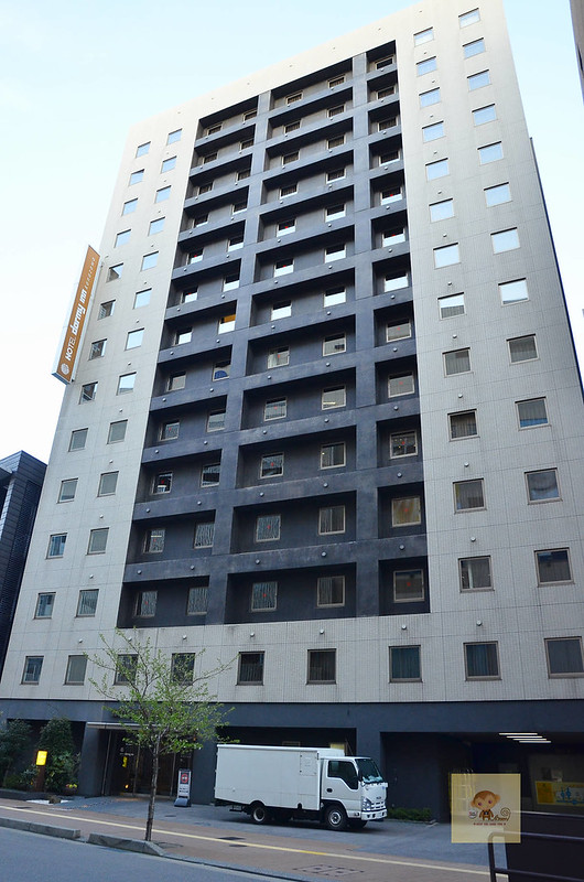 Mystays金澤城堡酒店-9