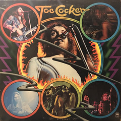 JOE COCKER:JOE COCKER(JACKET A)